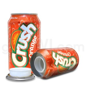 Safe Can Orange Crush