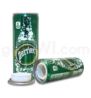 Perrier Safe Can