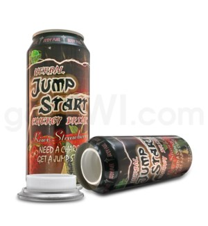 DISC Safe Can Herbal Jump Start Can 16oz