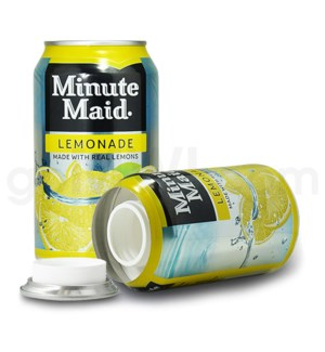 Safe Can Minute Maid Lemonade