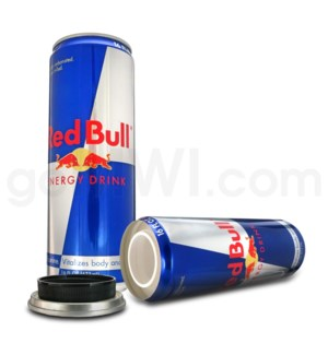 Safe Can Red Bull 16oz Can