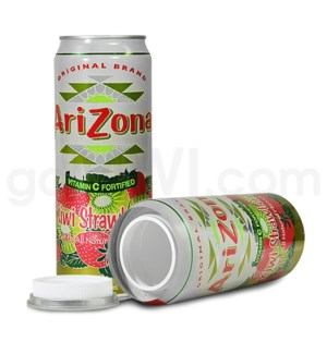 Safe Can Arizona Kiwi Strawberry 23oz