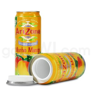 Safe Can Arizona Mucho Mango 23oz Can