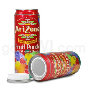 Safe Can Arizona Fruit Punch 23oz Can