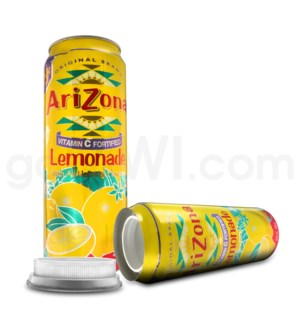 Safe Can Arizona Lemonade 23oz Can
