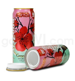 Safe Can Arizona Georgia Peach Large Can