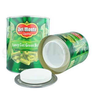 Safe Can X-LG Del Monte Fancy Cut Green Beans