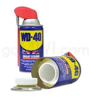 Safe Can WD-40 8oz