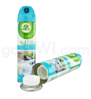 Safe Can Air Wick Air Freshener - Fresh Waters