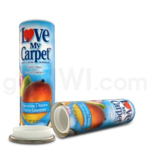 Safe Can Love My Carpet - Hawaiian Passion