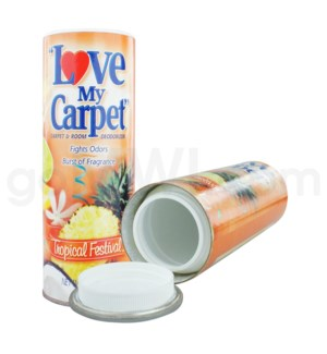 Safe Can Love My Carpet - Tropical Festival