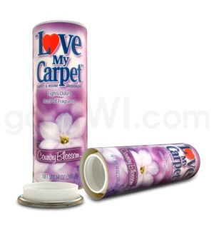Safe Can Love My Carpet - Country Blossom