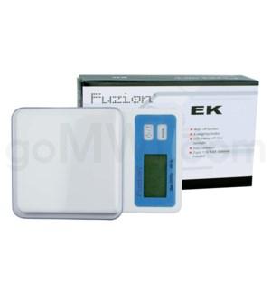 Fuzion EK-2000 2000g x 0.1g Scales - White