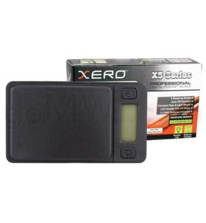 Fuzion Xero X5-100 100g x 0.01g Scales - Black