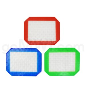 """Silicone Pads 3x4"""" Small"""