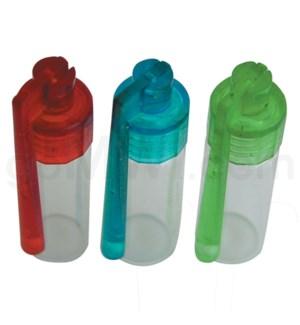 Flip top Large (1 Dram)  4 asst. colors