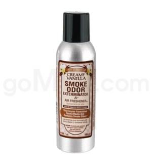 Smoke Odor Exterminator Creamy Vanilla Aerosol Spray 7oz