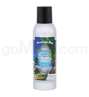Smoke Odor Exterminator Montego Bay Aerosol Spray 7oz