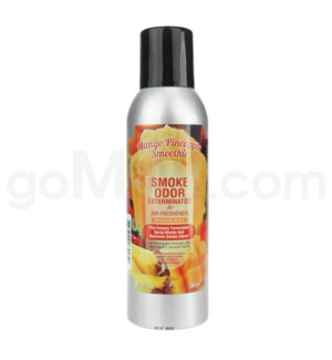 Smoke Odor Exterminator Mango Pineapple Smoothie Spray 7oz