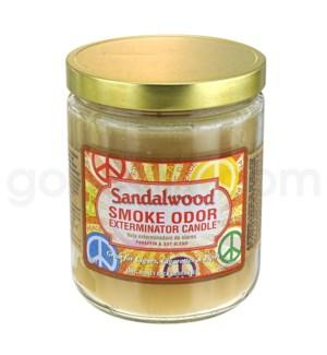 Smoke Odor Exterminator 13oz Candle Sandalwood