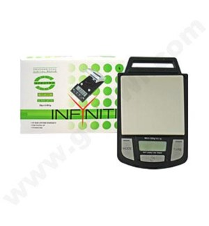 DISC Infiniti Spectra 20 x 0 .001g Pocket Scales