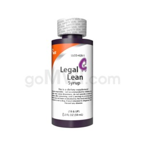 Legal Lean Syrup 2oz 12/bx