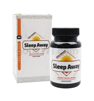 Sleep Away Energy Focus & Mood