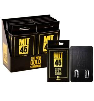 MIT45 Gold 2pk 12pcs/bx