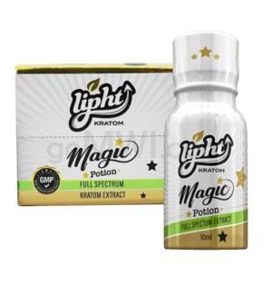 Lipht Kratom Extract Magic Potion Shot 10ml 12PC/BX