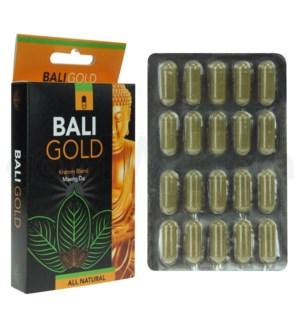 Bali Gold Maeng Da Kratom 40ct