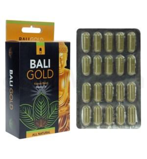 Bali Gold Maeng Da Kratom 80ct
