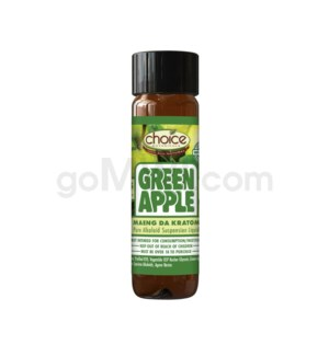 Choice Kratom Maeng Da Green Apple - 15ml Extract 24pcs/bx