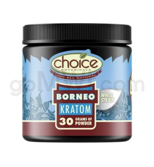 Choice Kratom Borneo - 30g Powder