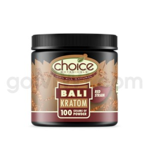Choice Kratom Bali - 100g Powder
