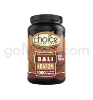 Choice Kratom Bali - 1kg Powder