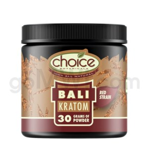 Choice Kratom Bali - 30g Powder
