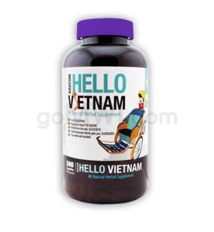 Bumble Bee Kratom - Hello Vietnam 500 CT