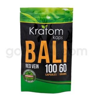 Kratom Kaps - Bali Bag 100CT