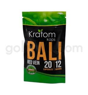 Kratom Kaps - Bali Bag 20CT