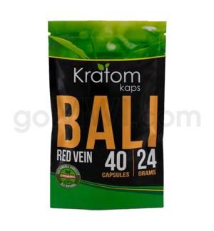 Kratom Kaps - Bali Bag 40CT