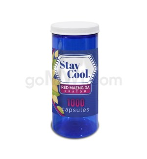 Stay Cool Kratom - Red Maeng Da 1000CT