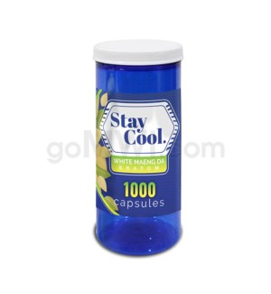 Stay Cool Kratom - White Maeng Da 1000CT