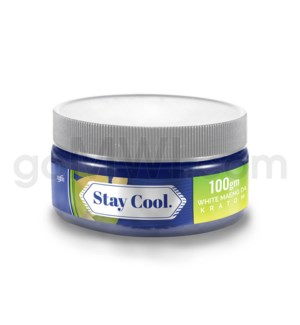 Stay Cool Kratom - White Maeng Da 100g