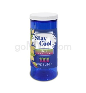 Stay Cool Kratom - Red Bali 1000CT