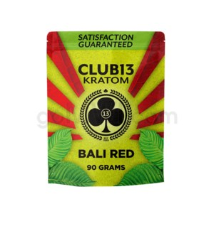 Club 13 Kratom - Bali Red Powder 90g