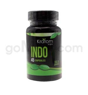 Kratom Kaps - Indo Bottle 45CT