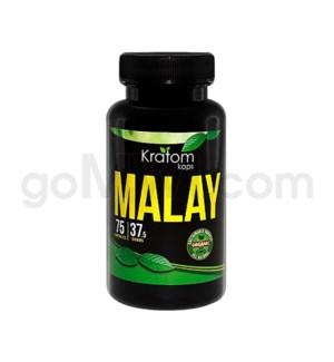 Kratom Kaps - Malay Bottle 75CT