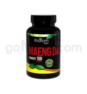 Kratom Kaps - Maeng Da Powder 100g