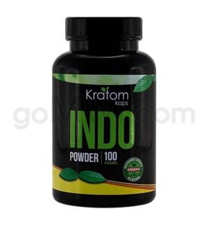 Kratom Kaps - Indo Powder 100g