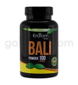 Kratom Kaps - Bali Powder 100g